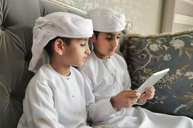 Emirati-Children