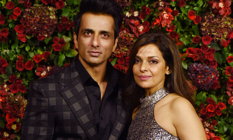 Bollywood star Sonu Sood turns Superman for stranded Indian ...