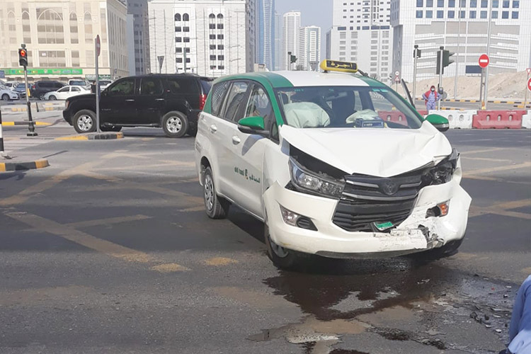 Sharjah-accident