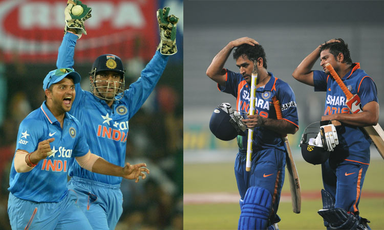 India Legend Ms Dhoni Announces Retirement From International Cricket Gulftoday View allall photos tagged dhoni. gulf today