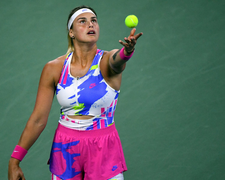In-form Sabalenka to face Kudermetova in Abu Dhabi final