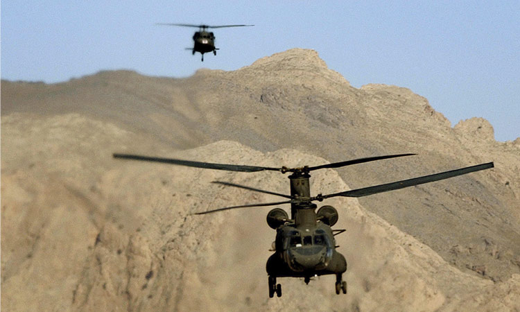 'Time to end' US war in Afghanistan with total pullout ...