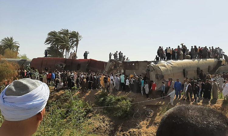 Traincrash-Egypt