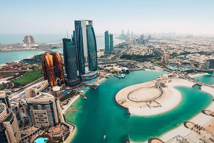 Abu-Dhabi-Aerial
