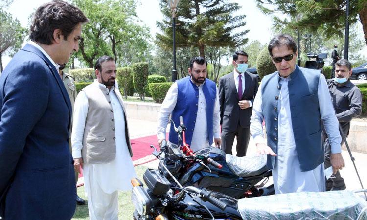 Imran-electricbike