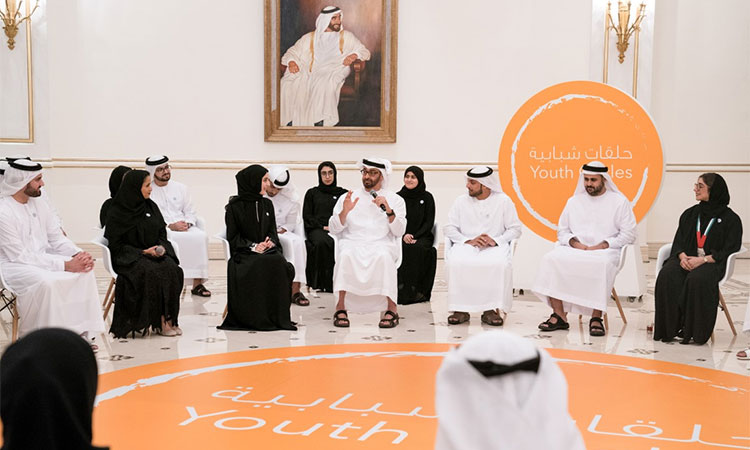UAE considers youth most cherished asset