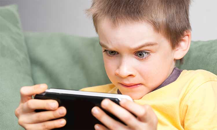 Online safety for children a key issue