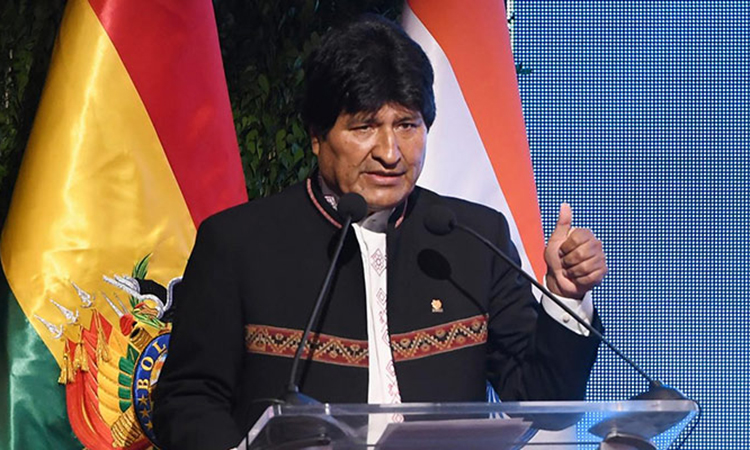 Morales proved in Bolivia that democratic socialism can work