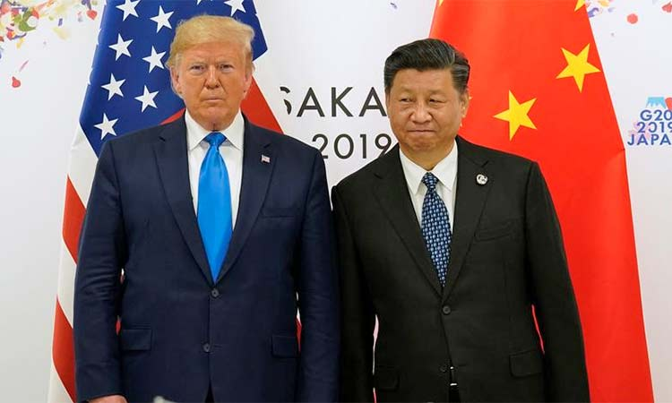 HK crisis has become a test of future US-China ties