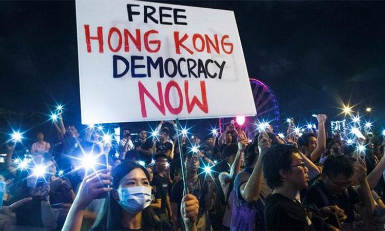 HK protesters have won the poll battle, but the war is on