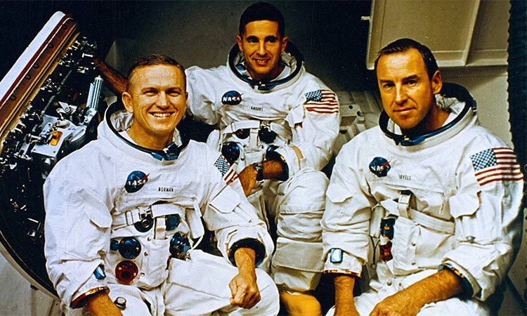 Apollo 8 gave us a Christmas to remember