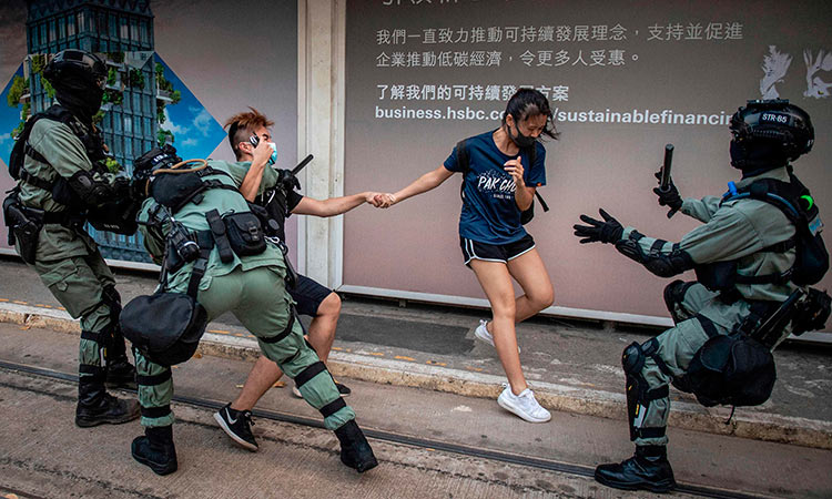 How China responds to Hong Kong protests is crucial