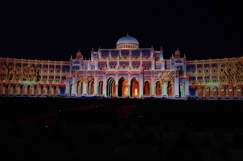 Sharjah Festival of Lights 2019
