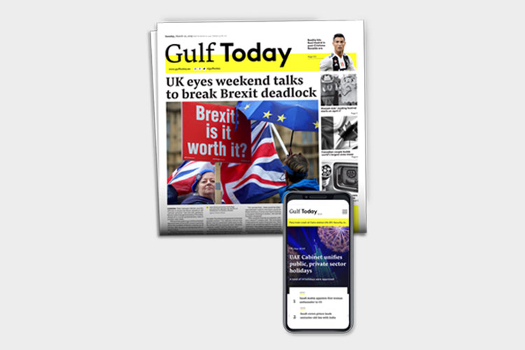 A brand new day for Gulf Today - GulfToday