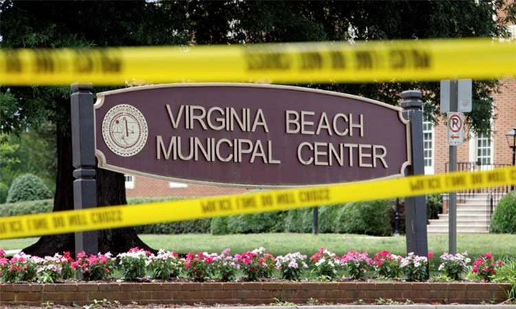 Virginia Office Shooting