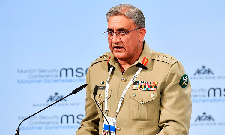 Pak army chief points to 'fiscal mismanagement' for problems - GulfToday