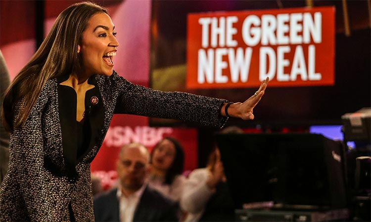 049fcbf279 The Green New Deal is less about climate, more about control - GulfToday