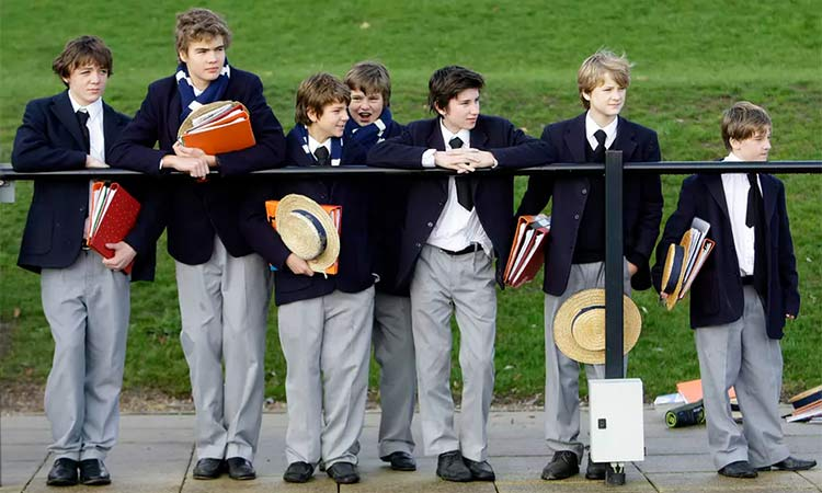 Students-England