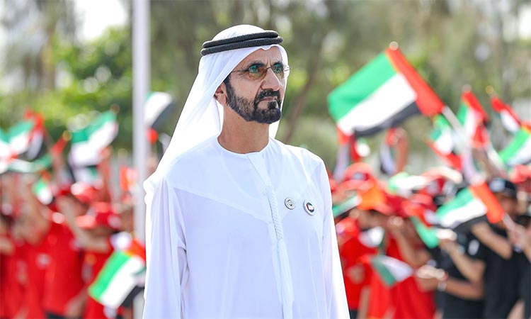 Sheikh Mohammed launches 'Designing the Next 50' project - GulfToday