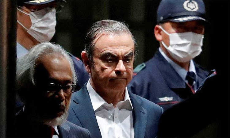 The legal risks that are facing fugitive Carlos Ghosn