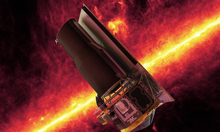 Scientists grieve as Spitzer shuts its 'eyes'
