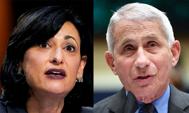 Why Americans are losing faith in both Fauci and CDC ...