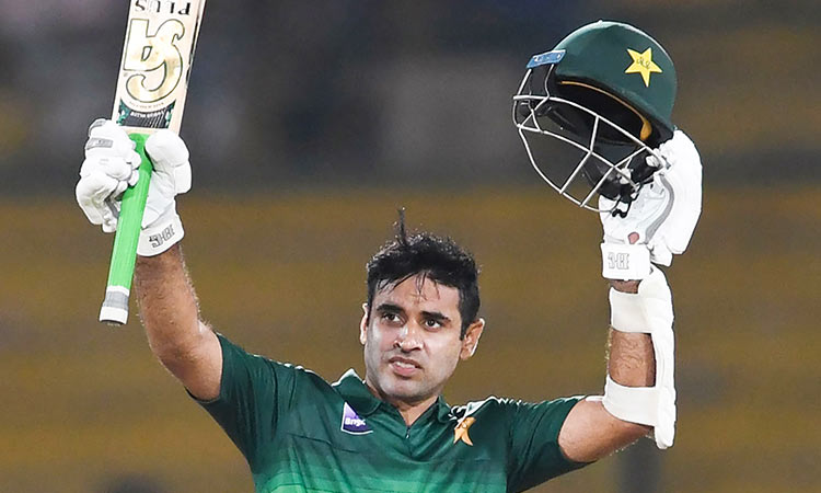 Pakistan rout  SL by 5 wickets  to claim series