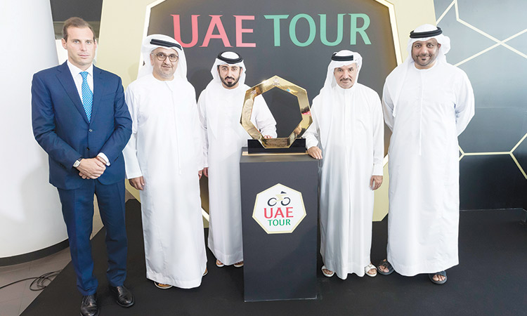 UAE Tour dreams to tread on Giro and Tour de France success path
