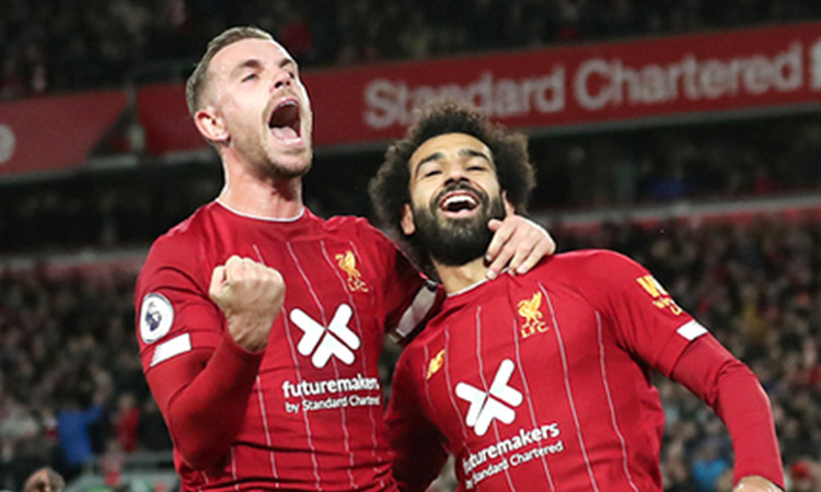 Liverpool remains unbeaten with come back win over Tottenham