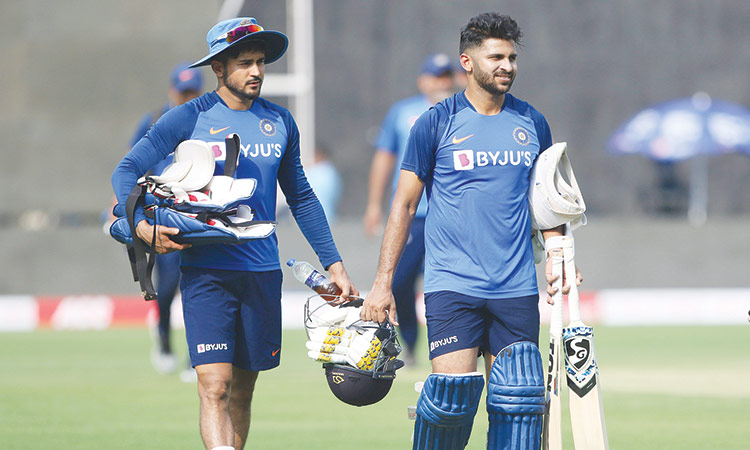 India aim to bounce back in second T20 against Bangladesh