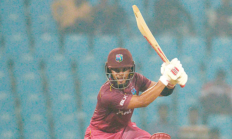 WI make short work of run chase to beat Afghanistan in first ODI