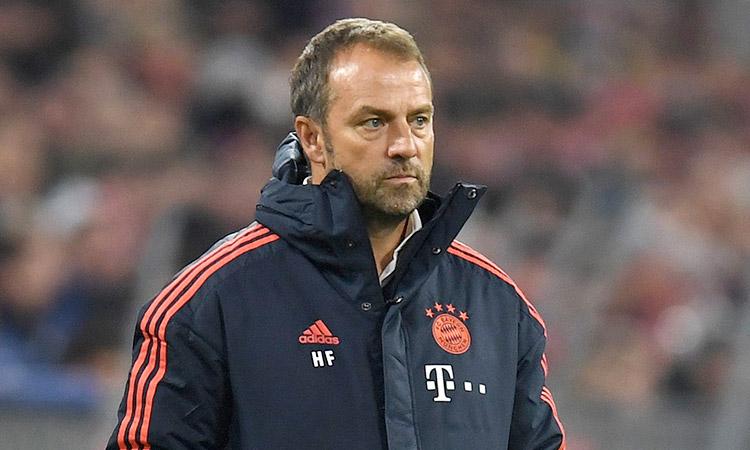 Bayern interim coach Flick braces for league debut as Wenger waits ...