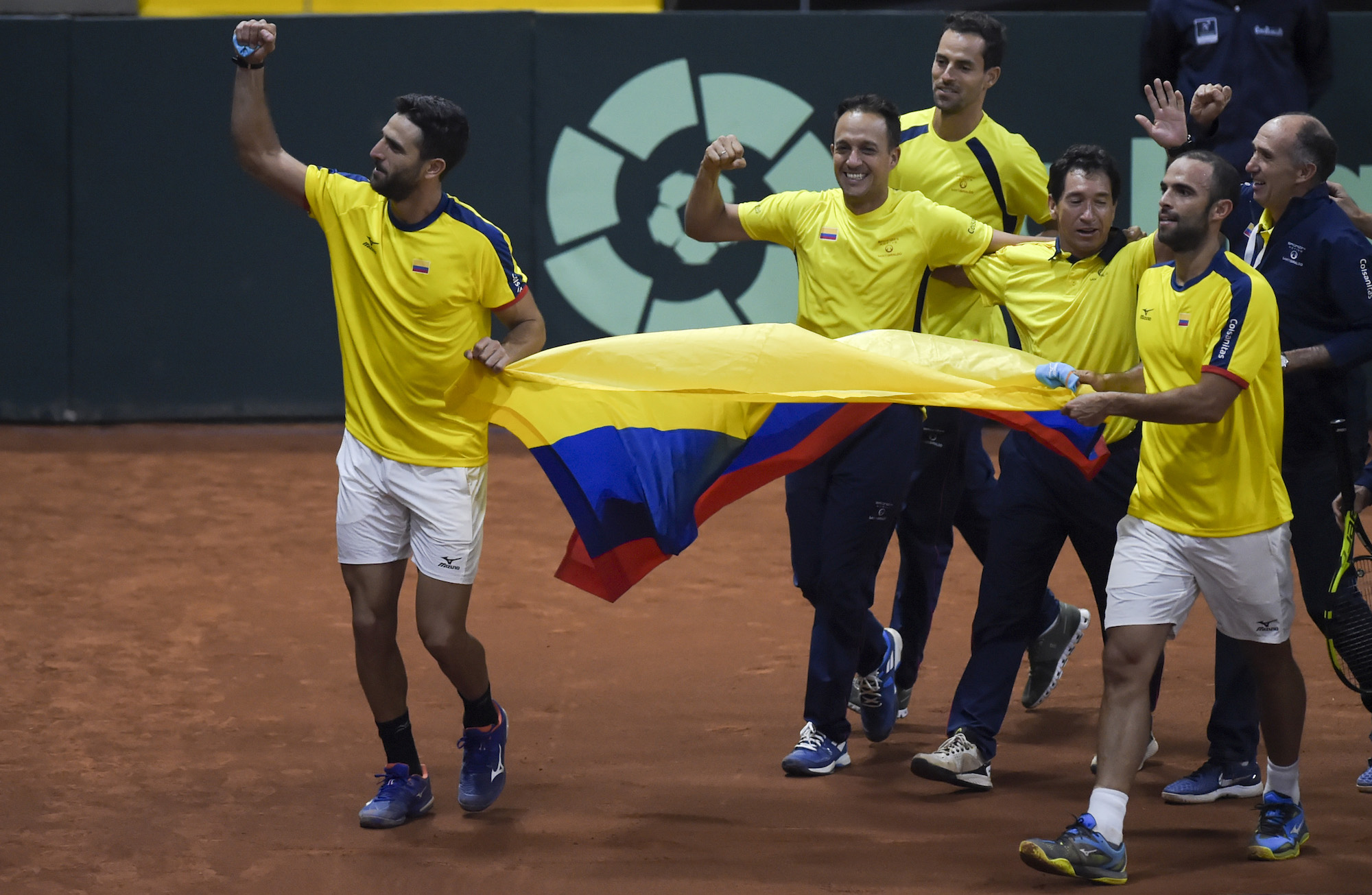Davis Cup-Colombia