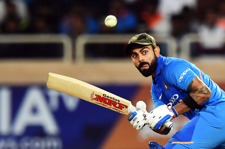 Virat Kohli 19 Runs Away From Breaking Javed Miandad S 26
