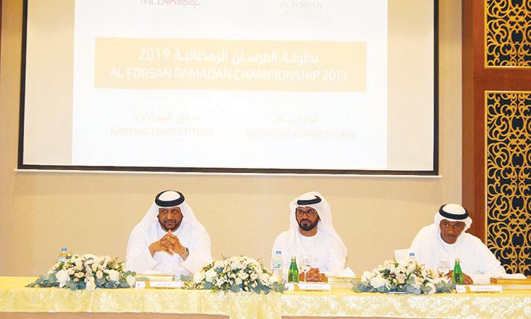 Al Forsan Ramadan C'ship to begin on May 8 - GulfToday