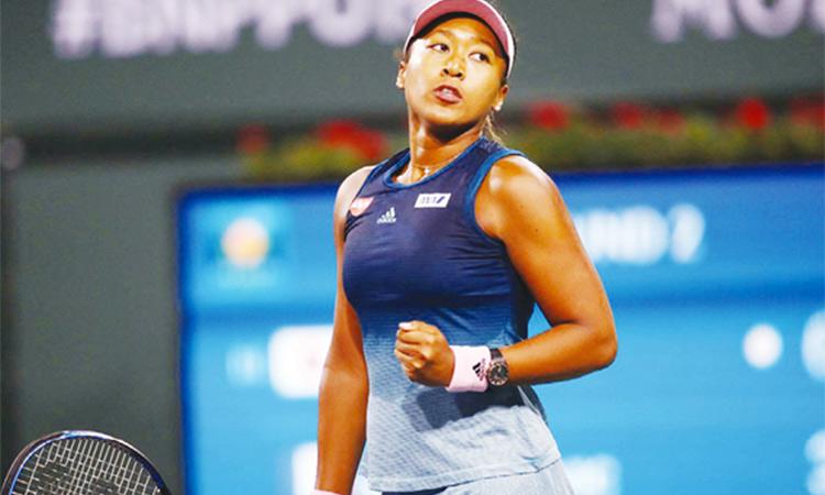 World No.1 Osaka sets sights on 'cool' Grand Slam sweep ...