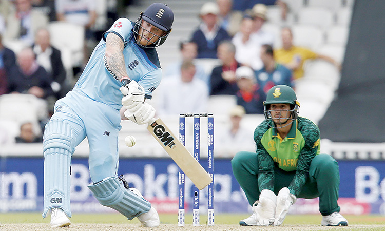 Stokes stars as England kick off   campaign with win over S.Africa