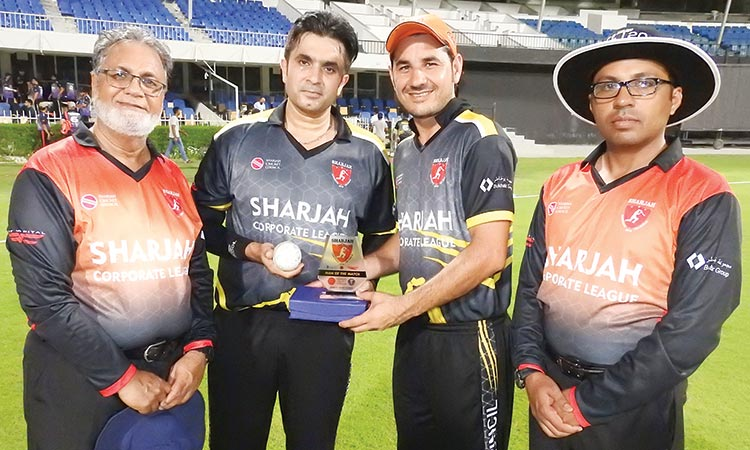 Afridi and Shadab shine in DHL victory - GulfToday
