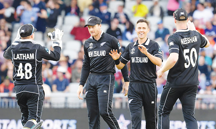New Zealand beat Windies