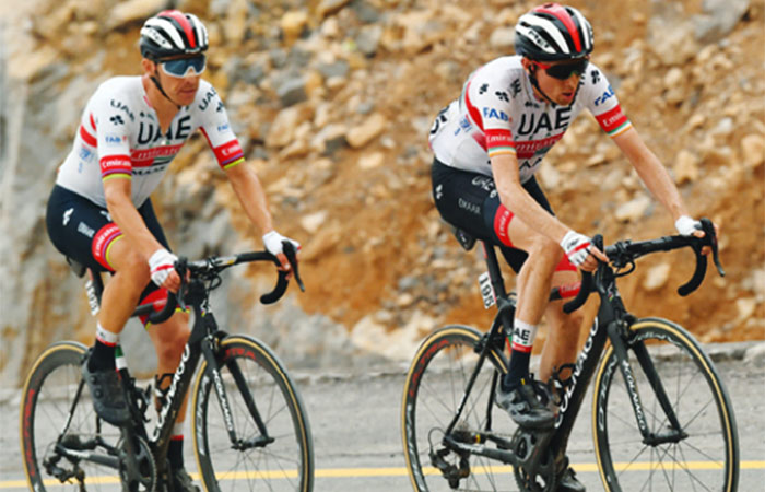 Cycling-UAE-Team
