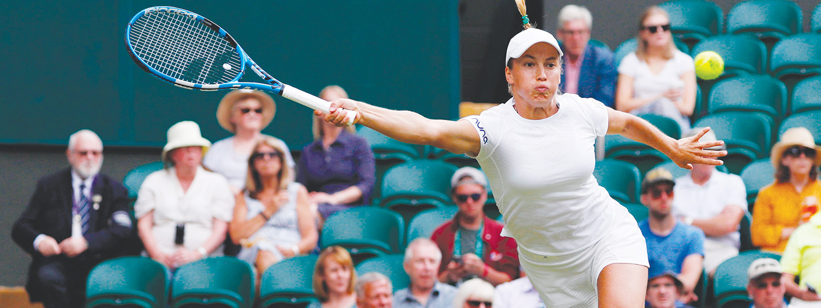 Putintseva pastes Osaka as Djokovic sails in opener ...