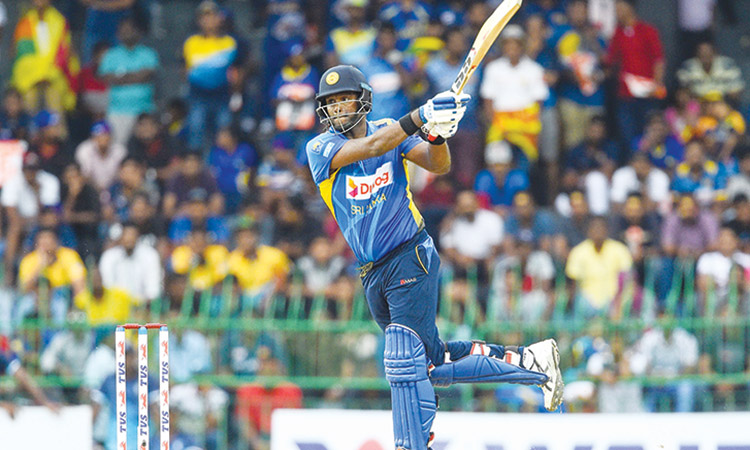 Mathews stars as Lanka whitewash Bangladesh with win in third ODI