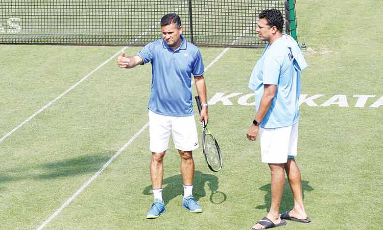 India asks ITF to relocate Davis Cup tie