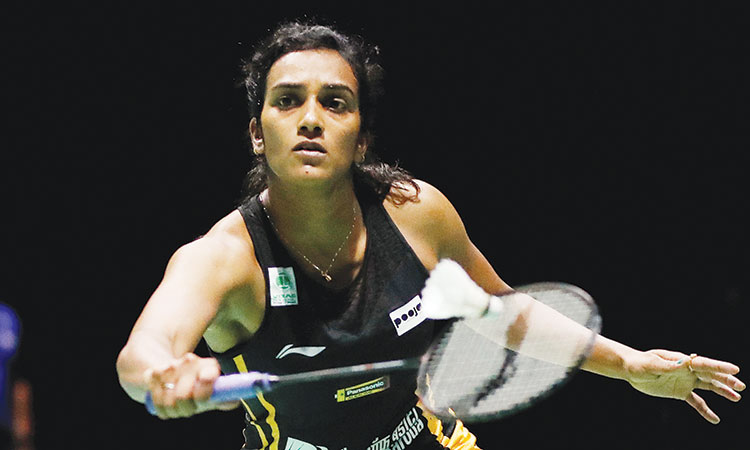 India's Sindhu moves into third round of World Championships