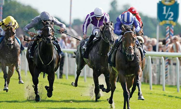 Battaash breaks Dayjur course record, wins Nunthorpe Stakes