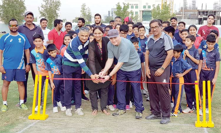 UAE cricketers gear up for Nepal challenge