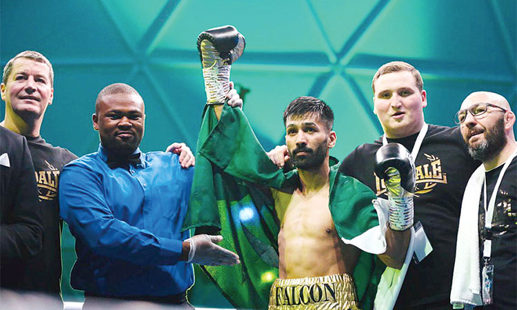 Muhammed-Waseem-Fight