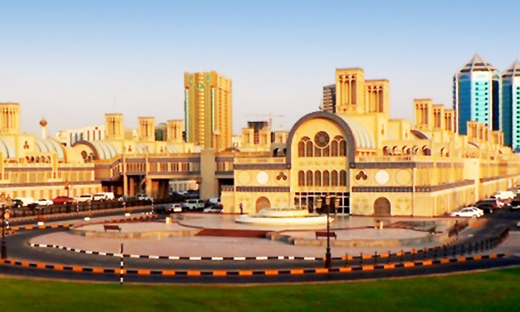 Sharjah-Gold-Souq