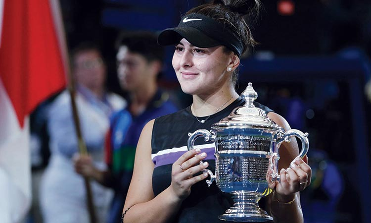 Andreescu topples record-chasing Serena in US Open final to script history