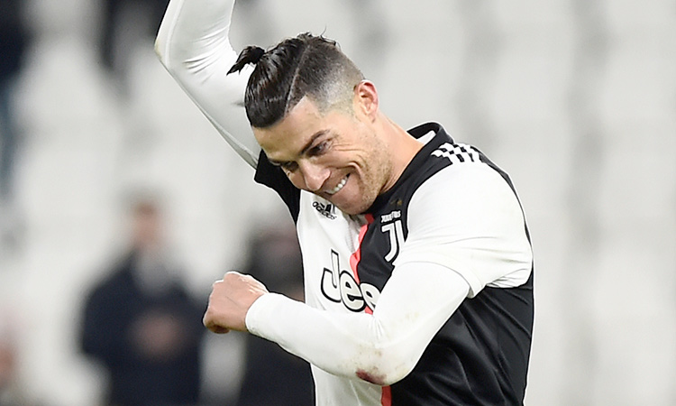 Ronaldo Scores Brace To Send Juventus Four Points Clear With Win